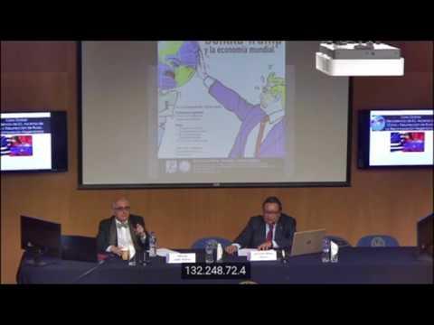 "Alfredo Jalife: ""Caos Global y Rivalidad Tripolar de EU/Rusia/China"" IIEc"