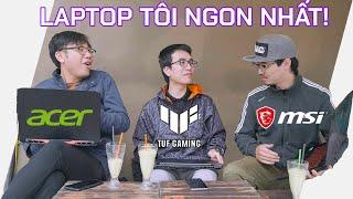 Chọn Laptop Gaming 22 Triệu Nào NGON NHẤT? Acer/Asus/MSI - Top 3 Laptop Chơi Game Tầm Giá 20 Triệu