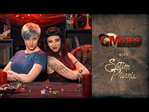 Story Structure (GM Tips with Satine Phoenix)