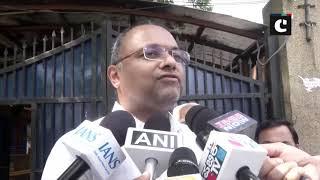 Karti Chidambaram erfüllt P Chidambaram in Tihar Gefängnis, nennt es 'vendetta Politik