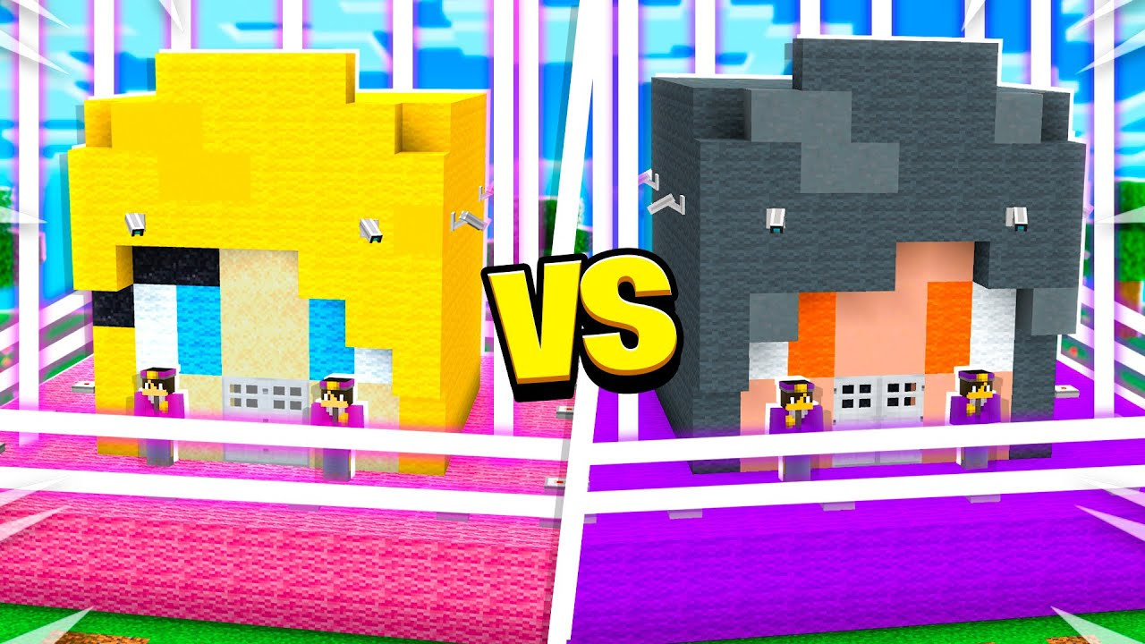 Download World's MOST Secure Minecraft House Battle vs Aphmau!