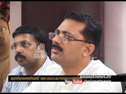 Kerala Wakf Minister KT Jaleel visits Sabarimala temple, creates history
