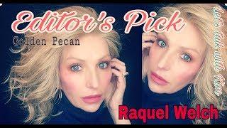 Video Editor's Pick by Raquel Welch in color Golden Pecan download MP3, 3GP, MP4, WEBM, AVI, FLV Juli 2018