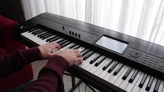 Riverside - Promise (piano)