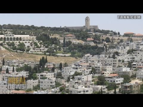 Growing up in Jerusalem.