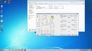 разгон видеокарты nvidia 9600gt или как поднять fps