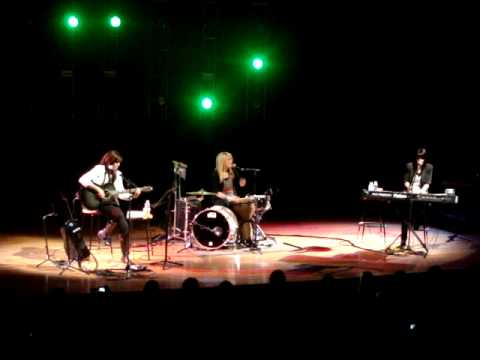 Never Alone by BarlowGirl LIVE