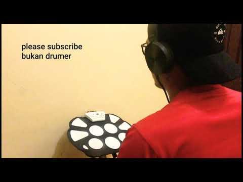 Mungkin Nanti もしもまたいつか ( Moshimo Mata Itsuka ) By Ariel Noah Feat Ariel Nidji - Cover Roll Up Drum
