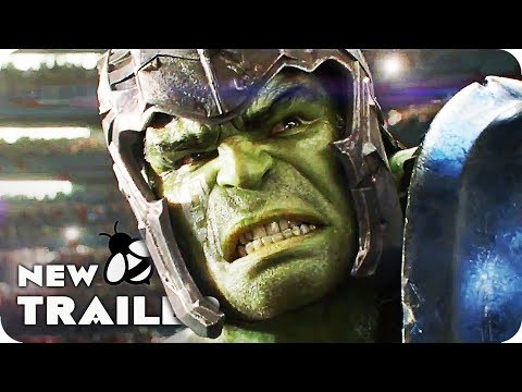 Thor vs Hulk Fight Film Clip (2017) Thor 3 Ragarok