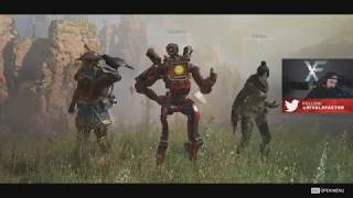 Apex Legends with Jackfrags