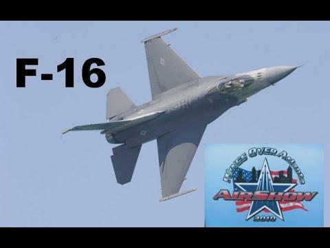 2010 Wings Over Atlanta Airshow *F-16* -HD-