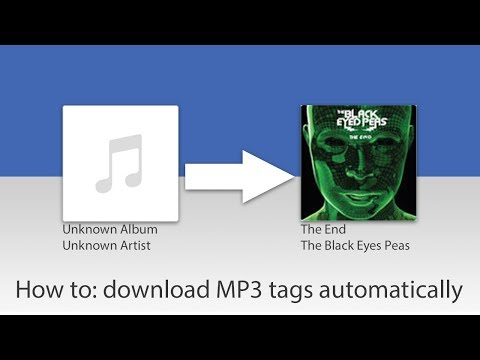 Music Tag: Edit MP3 Tags and download missing song info