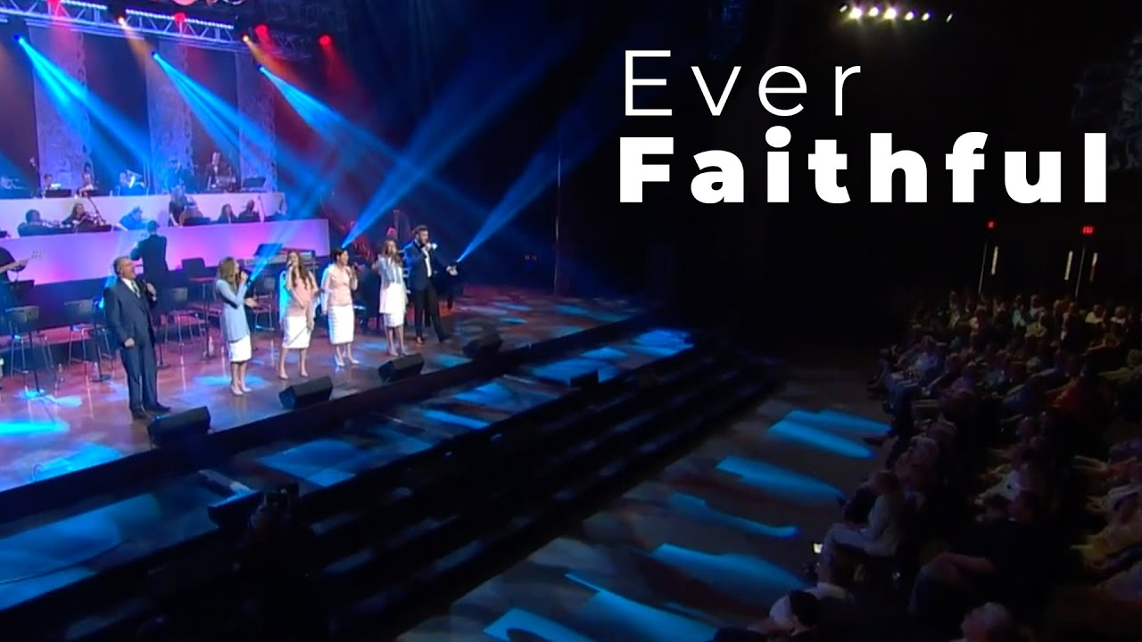Ever Faithful | The Collingsworth Family | Official Performance Video