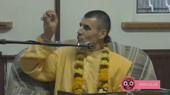 Бхагавад Гита 12.8 - Вальмики прабху