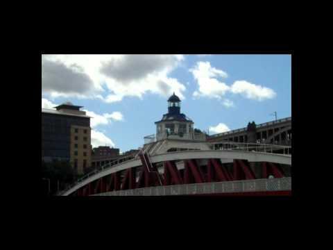 Get Carter film locations part 10 : Quayside
