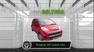 STYLISH 2009 PEUGEOT 107 Videos