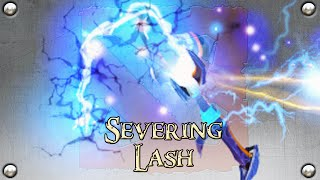 Severing Lash Razor Immortal - Dota 2 Preview - Secret Shop