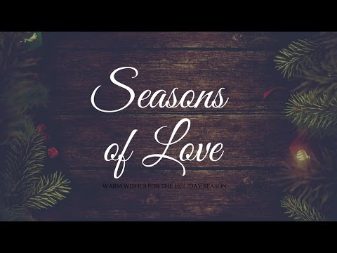 Seasons of Love - Rent (David Hernandez cover - lyric video)