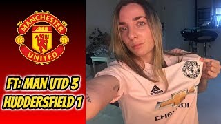 UNITED 3 - HUDDERSFIELD 1 | FAN REACTION - We CAN Get Top 4!!!