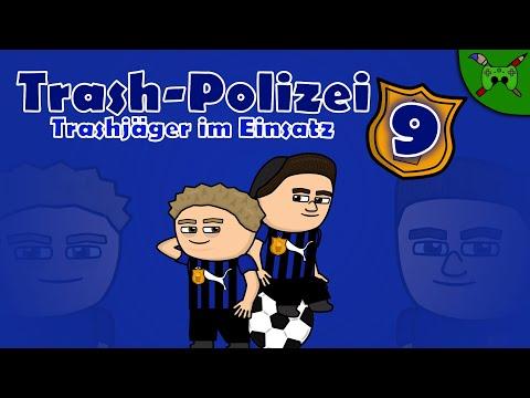Trash-Polizei - Trashjäger im Einsatz Episode 9 (Football Superstars)