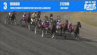 DUBBO - 19/08/2018 - Race 3 - CONTROL THE MOMENT KTC BLOODSTOCK THREE YEAR OLD COLTS & GEL…