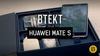 Huawei Mate S unboxing video - IFA 2015(We unbox the Huawei Mate S at IFA 2015, the new flagship device of sorts from the Chinese manufacturer. The Mate S sports a Full HD display, a Kirin 935 ..., 2015-09-03T01:56:55.000Z)