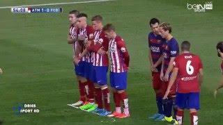 أهداف مباراة برشلونة واتلتيكو مدريد (1_2) barcelona vs atletico madrid HD