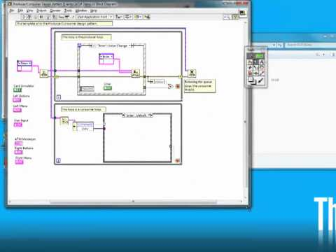 Certified Labview Developer Cld Exam Demonstration Youtube