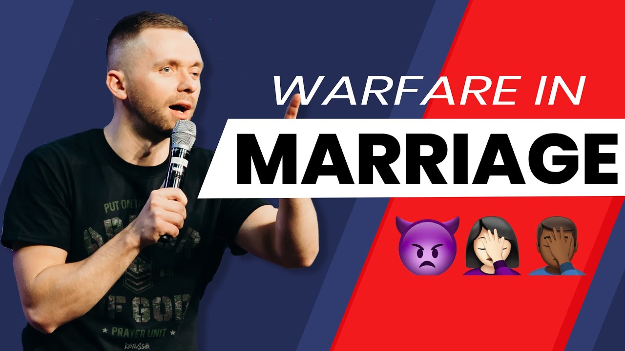 How to do Spiritual Warfare in Marriage - Pastor Vlad