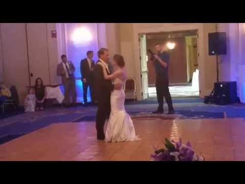 Tomboy Bride & Her Dad Perform The Best Dance Ever