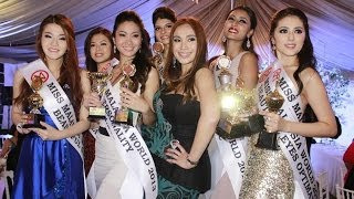 Miss World Malaysia 2013 Semi-Final (Talent Performance Part1)