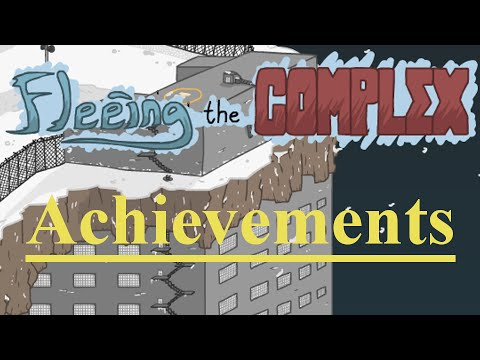 Fleeing The Complex Achievements Walkthrough Youtube