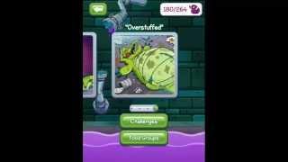 Where's My Water Cranky Level 4: Overstuffed 3 Ducks Walkthrough thumbnail