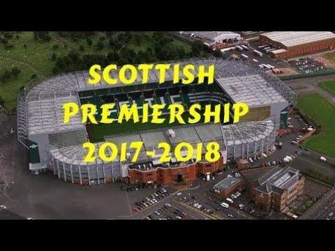 Scottish Premiership- Ladbrokes Premiership 2017–2018 Stadium