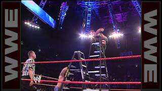 Chris Jericho vs. Christian - Intercontinental Championship Ladder Match: Unforgiven 2004