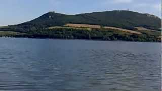 Чехия. Отдых на озёрах Южной Моравии у города Микулов
