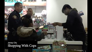 Shopping With Cops