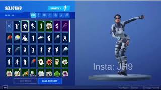 NEW LEAKED FORTNITE DANCES (IDK, WHIRLWIND, SLICK, FLUX)