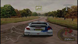 Pro Rally 2002 PS2 Gameplay HD (PCSX2)