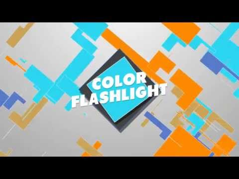 Torcia a colori