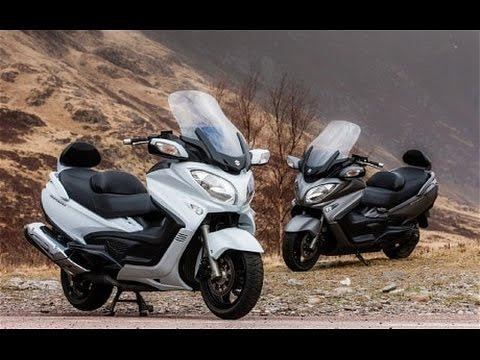New Model 2017 Suzuki Burgman 650 Motor Bike Executive