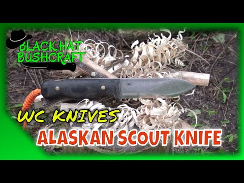 WC Knives: Alaskan