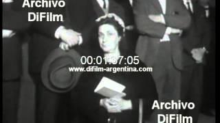 DiFilm - Jovenes radicales protagonizan disturbios Buenos Aires (1966)