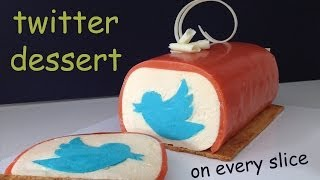 Twitter Dessert SWEET TWEET How To Cook That Ann Reardon Twitter Cake thumbnail
