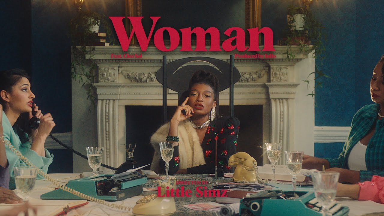 Download Little Simz - Woman feat. Cleo Sol (Official Video)