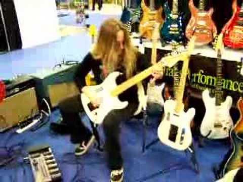 Sara Marsh  TransPerformance Self Tuning Guitar