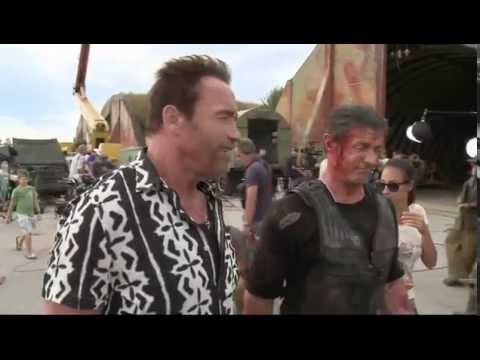 The Expendables 3 (2014) · (NEW) Making Of streaming vf