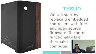 """Manufacturing The Open Source Desktop Computer"" - Louisa Bisio (KiCon 2019)"