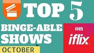 TOP 5 SHOWS to WATCH on IFLIX screenshot 2