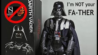 Crazy Toys 1/6 Scale Darth Vader Review - Hot Toys & Sideshow Killer